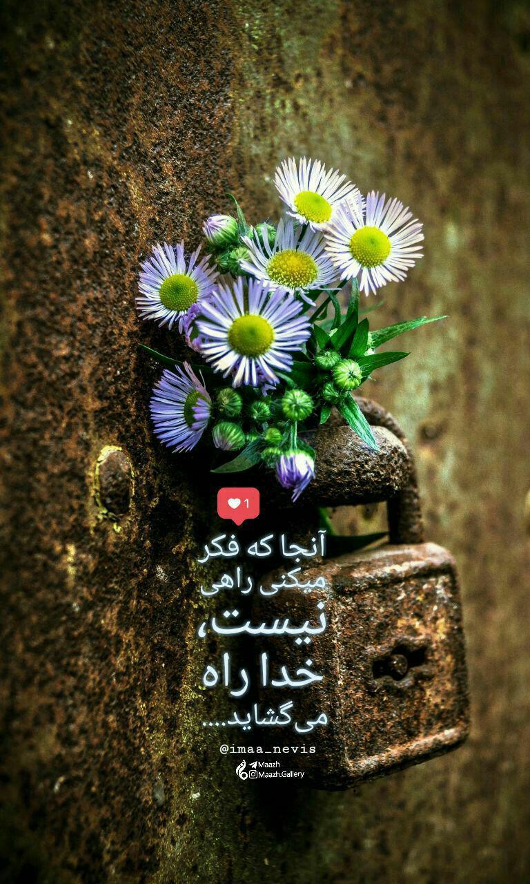 عکس نوشته امیدبخش 18